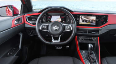 Volkswagen Polo GTI 2018 interior