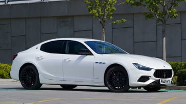 Maserati Ghibli Hybrid - front static