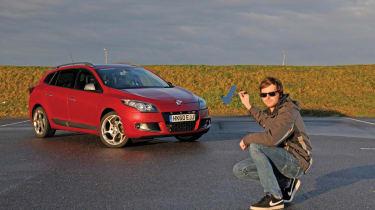 Renault Megane ST header