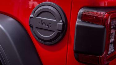 Jeep Wrangler 1941 - fuel cap