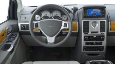 Voyager interior