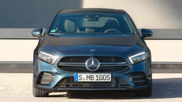 Mercedes-AMG A 35 Saloon - full front