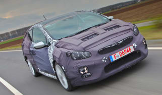 Kia Pro_cee'd GT front action