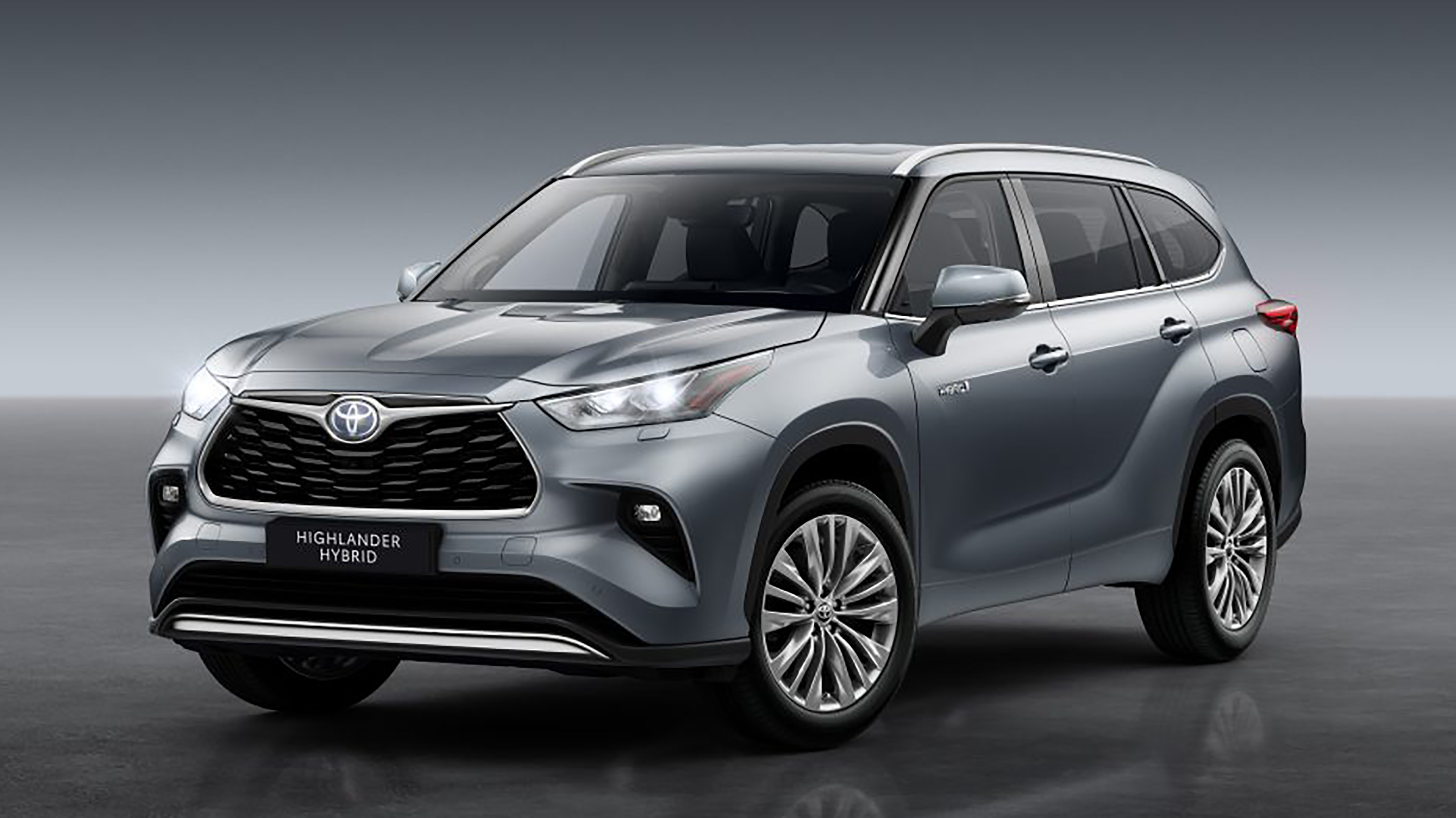 New Seven Seat Toyota Highlander Suv Set For 2021 Launch Auto Express