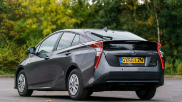 Used Toyota Prius - rear