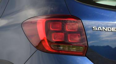 Dacia Sandero Stepway - tail light