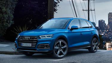 Audi Q5 PHEV - front