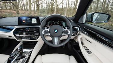 BMW 5 Series 2017 - 540i interior