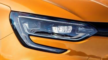 Renault Megane R.S. - front light