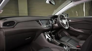 Vauxhall Grandland X new Ultimate trim interior