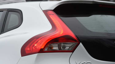 Volvo V40 Cross Country - rear detail