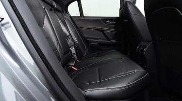 Jaguar XE - back seats