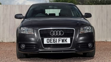 Used Audi A3 Mk2 - full front