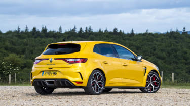 Renault Megane RS 300 Trophy rear static
