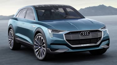 A to Z guide to electric cars - e-tron quattro