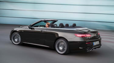 Mercedes-AMG E 53 Cabriolet - rear