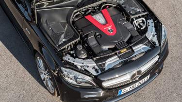 Mercedes-AMG C 43 - engine