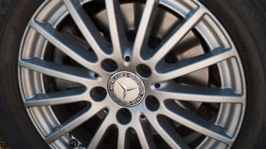 Used Mercedes C-Class Mk4 - wheel