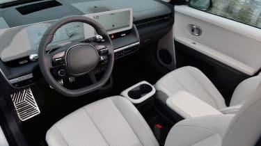 Hyundai Ioniq 5 - cabin