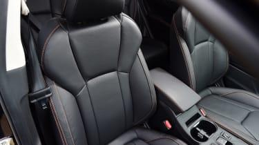 Subaru XV - front seat