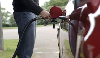 petrol pump Citroen C4 HDi
