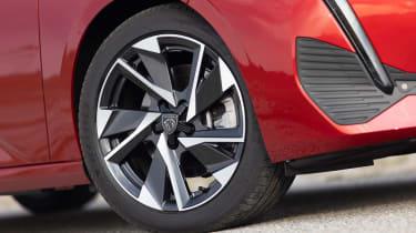 Peugeot 308 SW - wheel