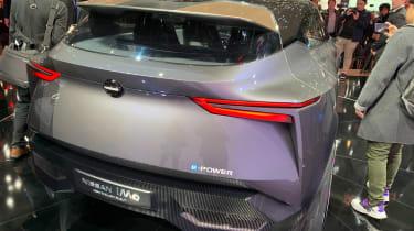 Nissan IMQ concept - Geneva rear
