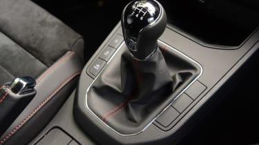 SEAT Ibiza - transmission