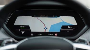 Audi e-tron GT - Virtual Cockpit