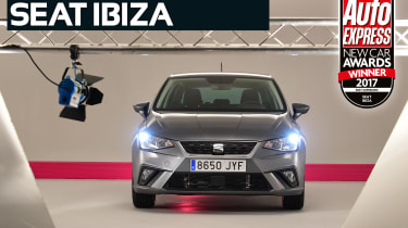 Supermini of the Year 2017 - SEAT Ibiza