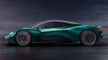 Aston Martin Vanquish Vision concept - side