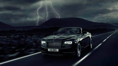 Rolls-Royce Dawn Black Badge - front