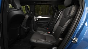 XC90 middle seats