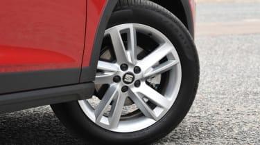SEAT Arona - wheel