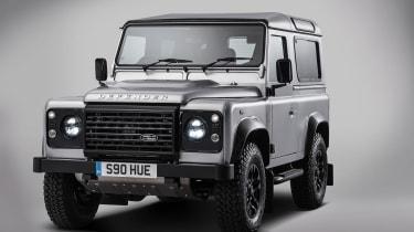 Land Rover Defender no 2 million front