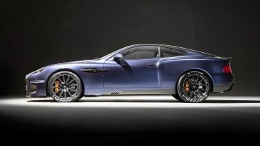 Aston Martin Vanquish by Callum - side