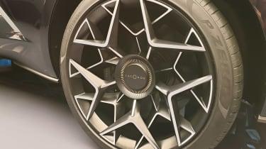 Lagonda All-Terrain concept alloy wheel