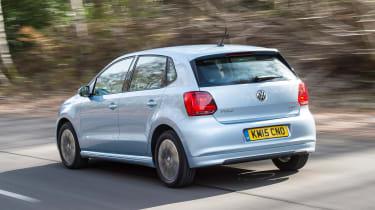 Volkswagen Polo - rear