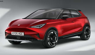 SEAT Urban EV - exclusive image