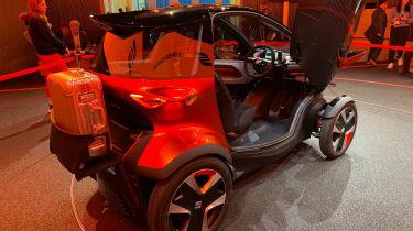 SEAT Minimo concept - rear