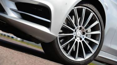 Mercedes S-Class wheel
