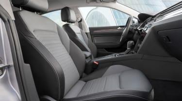New Volkswagen Arteon - front seats
