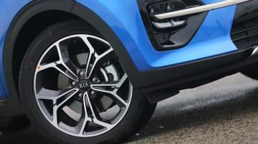 Kia Sportage - wheel