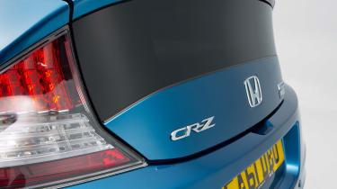 Used Honda CR-Z - rear detail