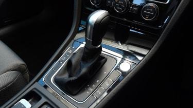 Volkswagen Golf - gear lever