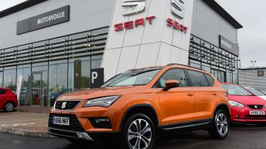 Long-term test review: SEAT Ateca - first report dealer