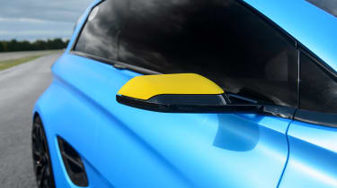 Renault ZOE E-Sport concept - wing mirror