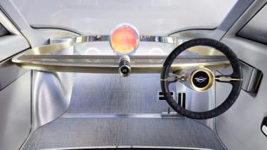 MINI Vision Next 100 concept - interior