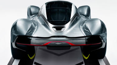 Aston Martin RB 001 official - rear
