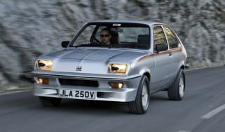 Vauxhall Chevette front action